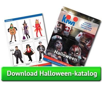 Kiwi-toys halloween katalog