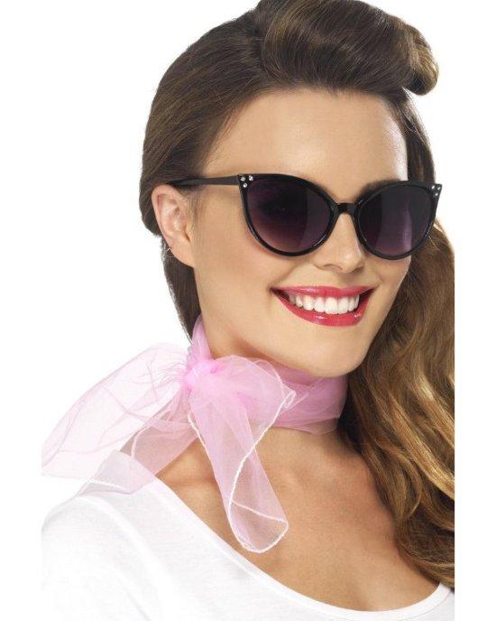 50er Toerklaede, pink Tilbehoer