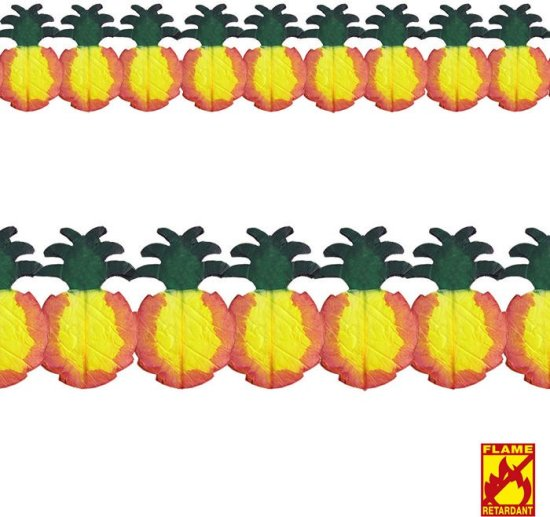 Ananas Guirlande Festartikler