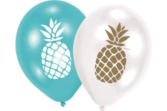 Ananas Tema Balloner Festartikler