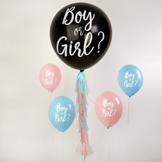 Baby Shower Ballon Kit Festartikler