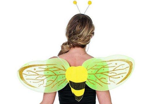 Bi vinger og haarboejle Tilbehoer