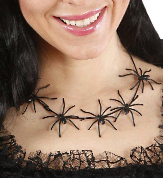 Edderkoppe halskaede Tilbehoer