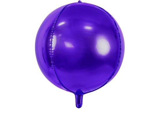 Metallisk Lilla, Folie Ballon Festartikler