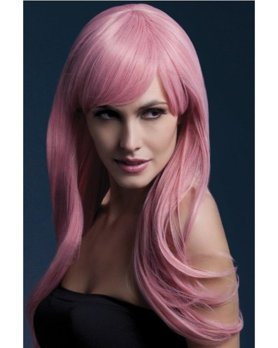 Fever Sienna paryk,  pastel pink Tilbehoer