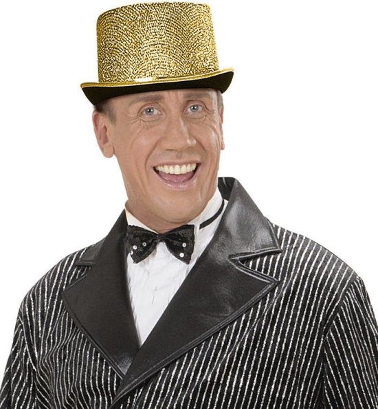 Guld Tophat, Deluxe Tilbehoer