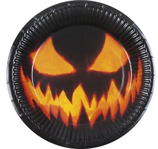 Halloween Tallerkener Festartikler