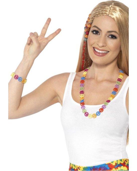 Hippie Peace Saet Tilbehoer