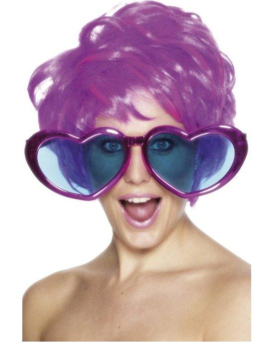 Hjerteformet-briller Tilbehoer