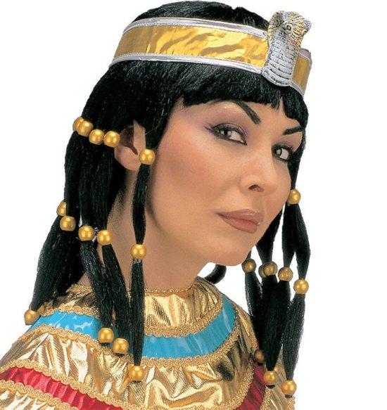 Kleopatra Paryk, pandebaand Tilbehoer