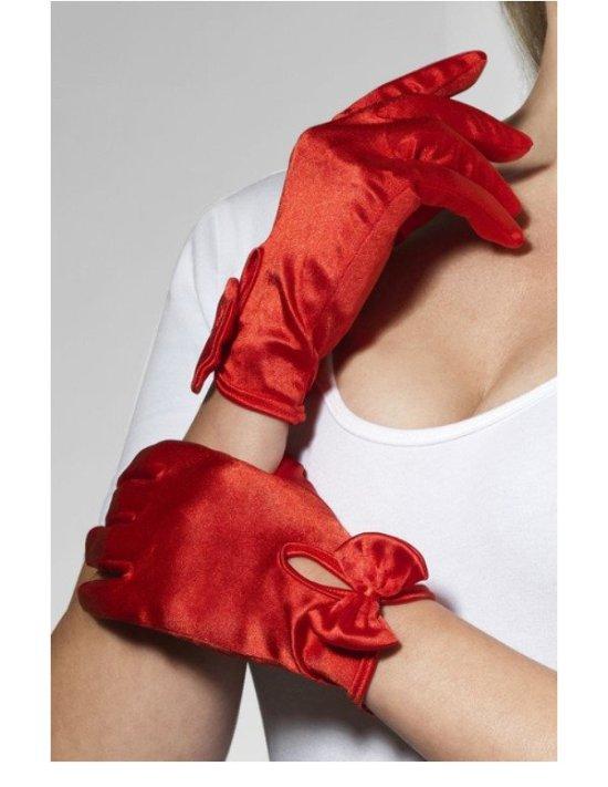 Korte roede handsker, Sloejfe Tilbehoer