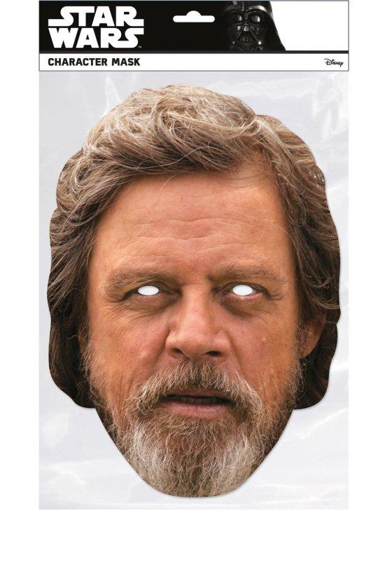 Luke Skywalker Maske Tilbehoer