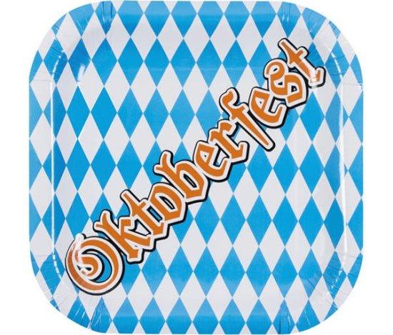 Oktoberfest Tallerkener Festartikler