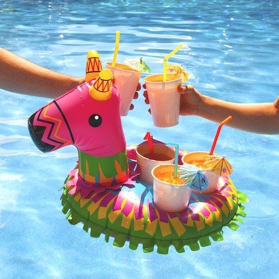 Oppustelig Pinata Drinksbaad Gadgets