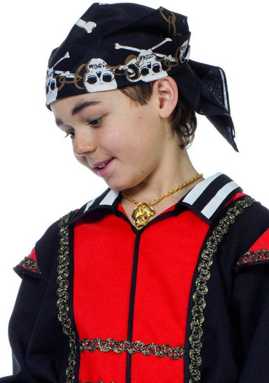Pirat bandana, Barn Tilbehoer