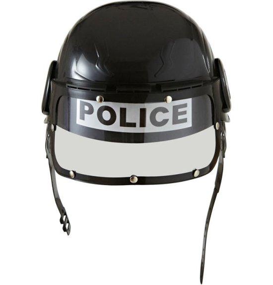 Politi Hjelm Tilbehoer