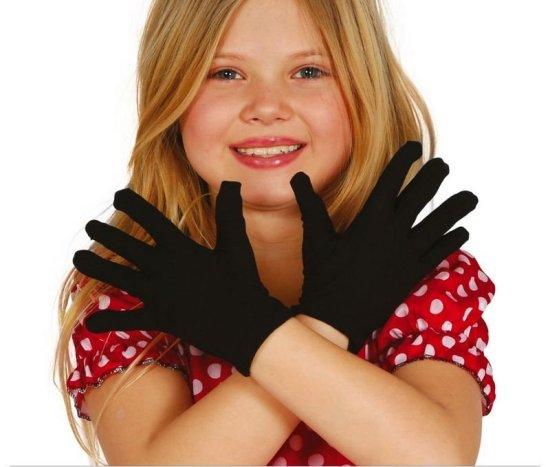 Sorte Handsker, Barn Tilbehoer