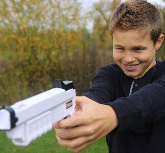 Stealth Pistol 2015 Gadgets