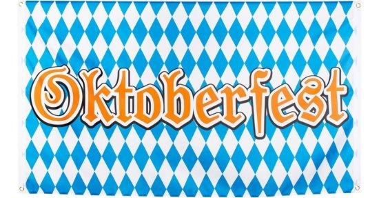 Stort Oktoberfest Banner Festartikler