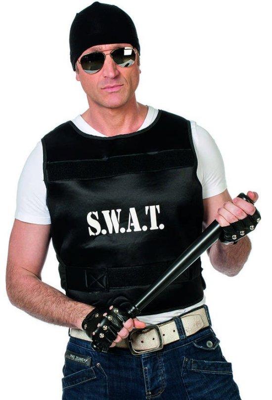 SWAT vest, voksen Tilbehoer