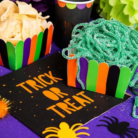 Trick Or Treat Snack Baegre Festartikler