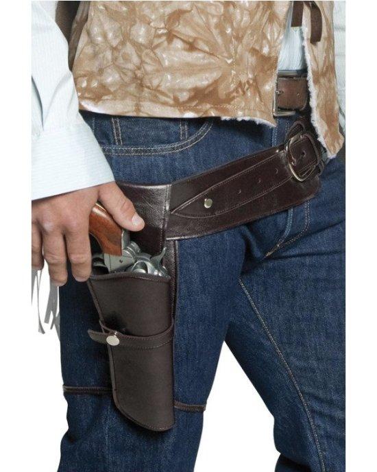 Western pistolbaelte Tilbehoer