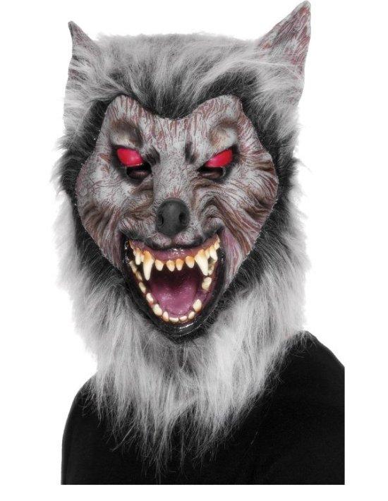 Wolfmaske Tilbehoer