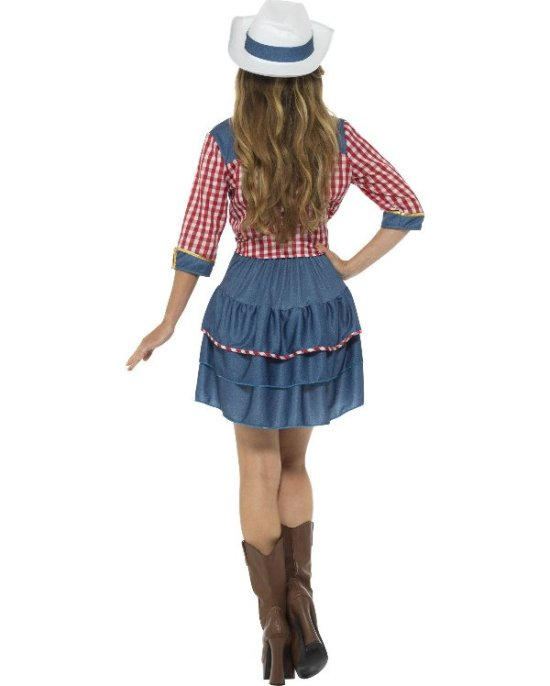 Rodeo Cowgirl Kostumer