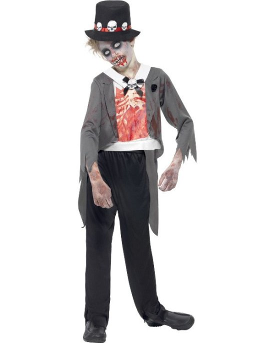 Lille Zombie Gom Kostumer