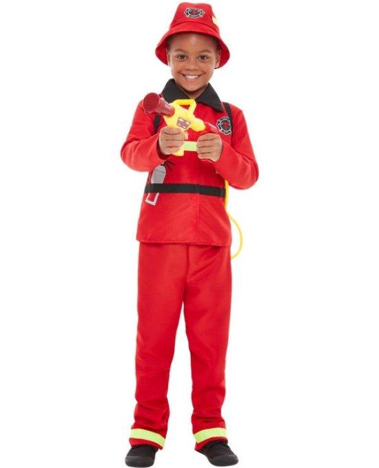 Lille Sej Brandmand Kostumer