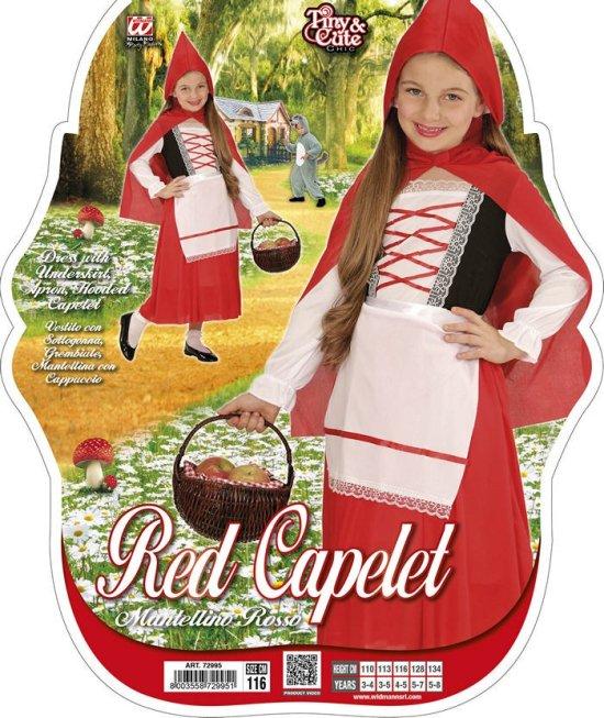 Lille Roedhaette Kostumer