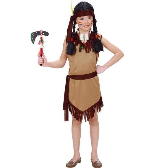 Lille Indianer Pige Kostumer