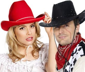 Cowboyhatte