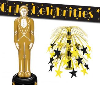 Hollywood Dekoration