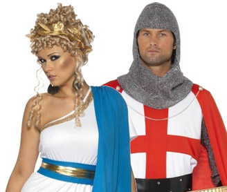 Historiske kostumer