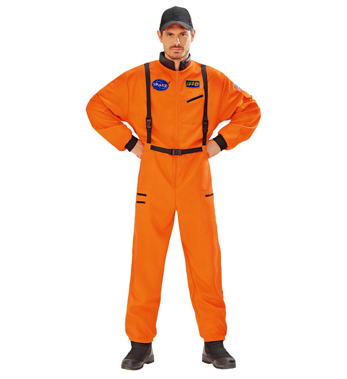 widmann Orange astronaut på temashop.dk