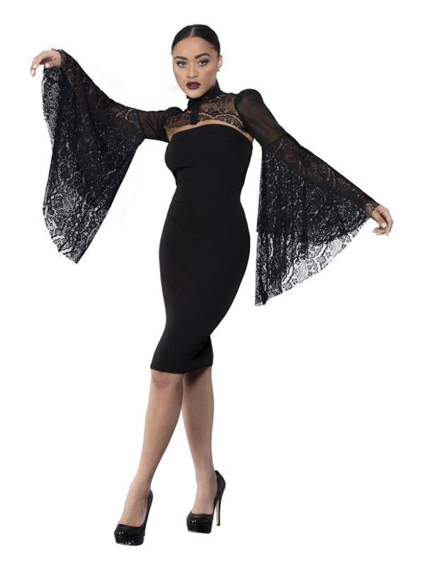 Gotisk Halloween Sjal