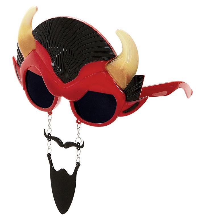 Køb Djævlen Lucifers Briller til kun 59, Spar hele 14%! på