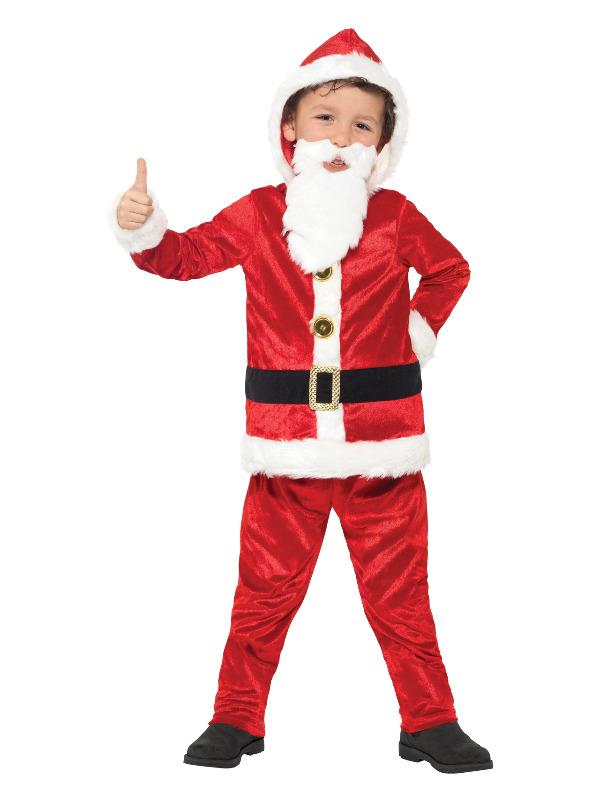 smiffys Lille glad julemand med lyd fra temashop.dk