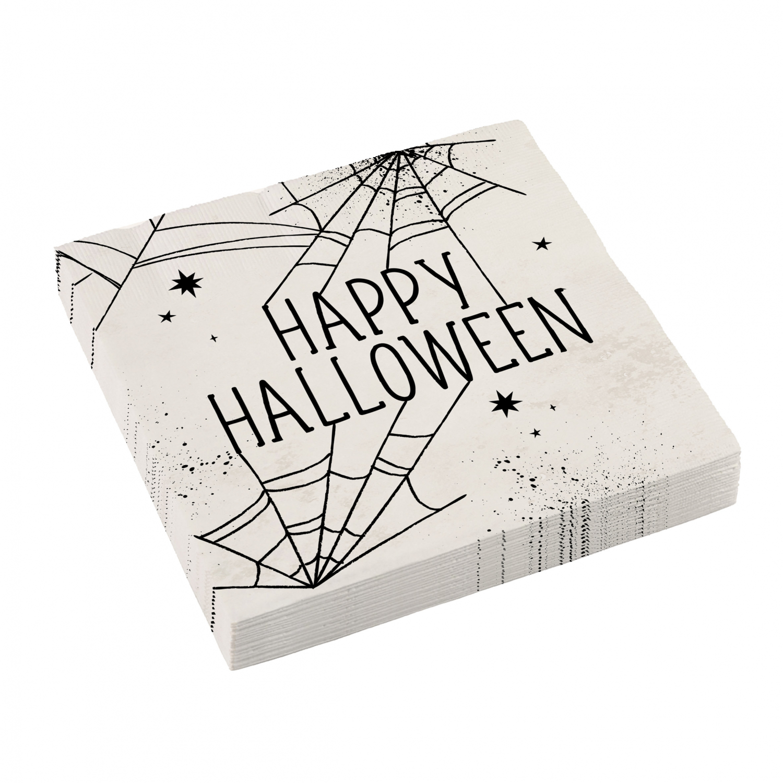 Servietter Happy Halloween