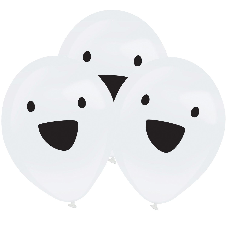 LED Spøgelse Balloner