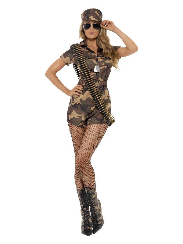 smiffys – soldat kostumer