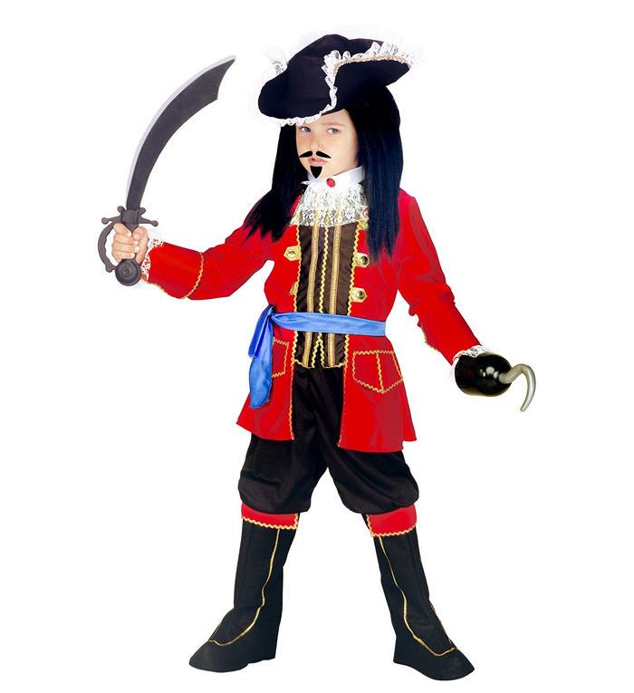 widmann Pirat kaptajn fra temashop.dk