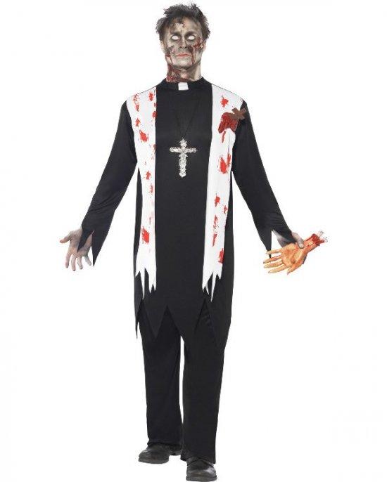 smiffys – Zombie præst fra temashop.dk
