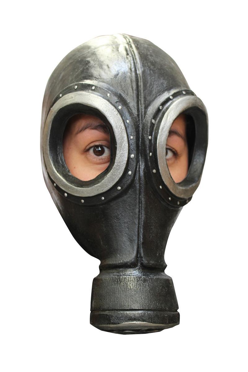 partychimp – Gas mask fra temashop.dk