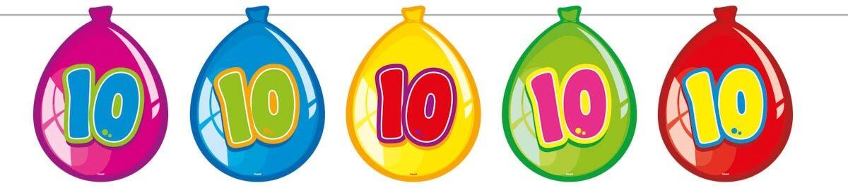 Ballon banner, 10 fra folat på temashop.dk