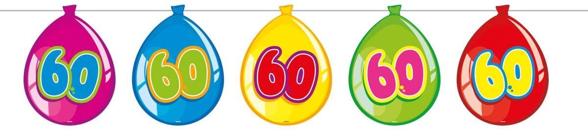 Ballon banner, 60 fra folat fra temashop.dk