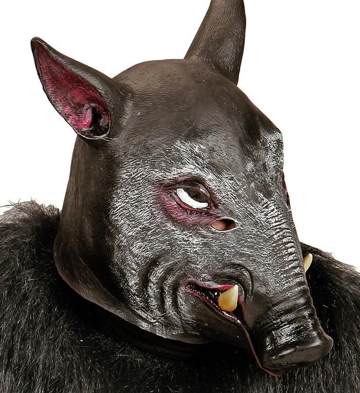 widmann – Vildsvine maske på temashop.dk