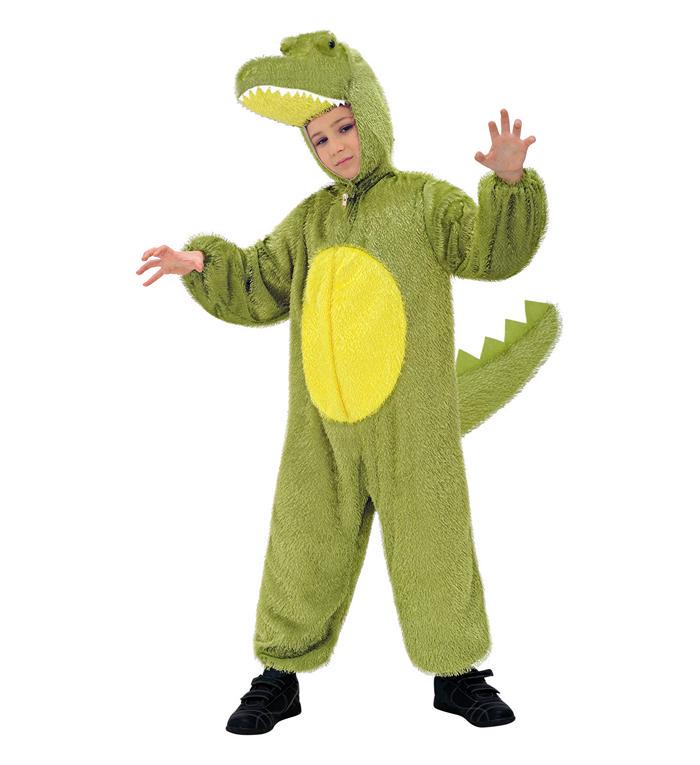 widmann lille plys krokodille