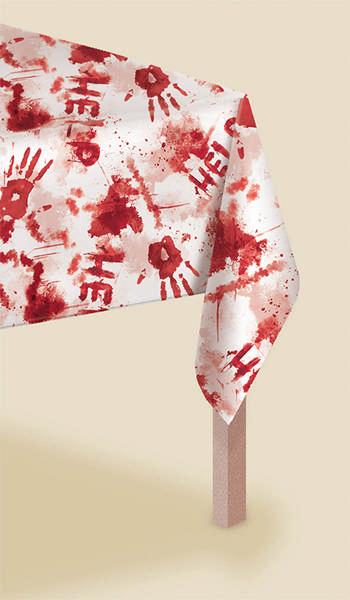 Blodig Halloween Dug